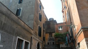 liagò, on the the German synagogue,Jewish ghetto