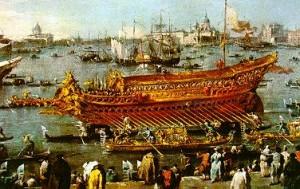 bucintoro,la nave dei dogi