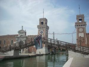arsenale, ponte del paradiso