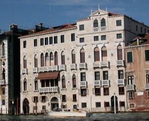 Venezia Palazzo Barbaro sul Canal Grande