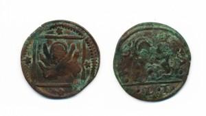 Leone di San Marco in cartella 1519