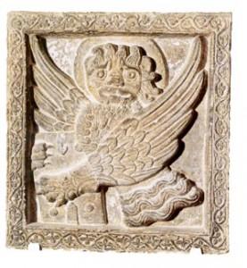 leone allato,chiesa di saint aponal