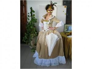 dama carnevale