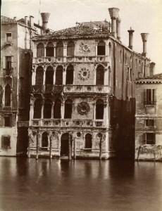 Ca Dario palace