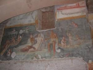 Casa romana al Celio  Roma