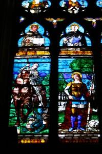 Chiesa dei SS. Giovanni e Paolo Foto G. Dall'Orto lug 2006