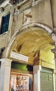 conspiracy San Marco