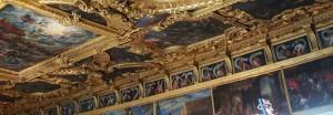 doge's portraits, palazzo ducale