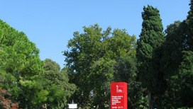 venice ,biennale  gardens