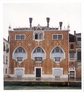 The House of the Three Eyes