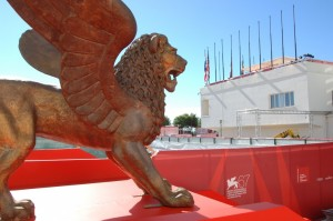 Biennale of venice -festival of the movie -lido