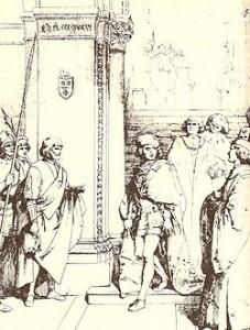 La cattura del conte di Carmagnola