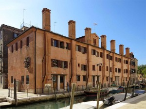 The House of the Seven Chimneys- Venice