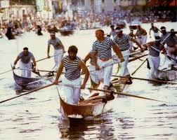 gondolas races