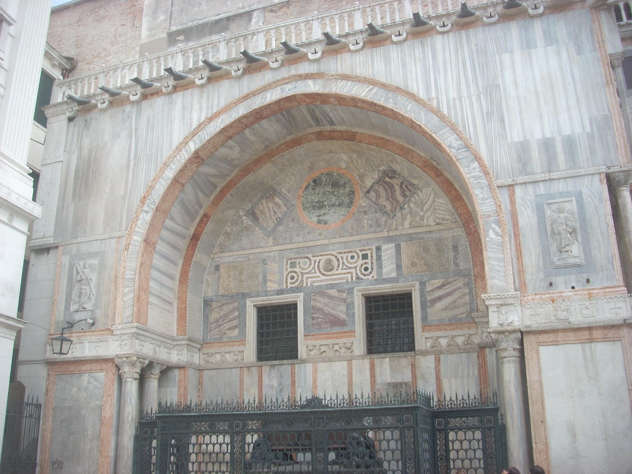 Daniele manin niccolo tommaseo pietro paleocapa for Esterno basilica di san marco