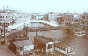 ponte dei scalzi 1934