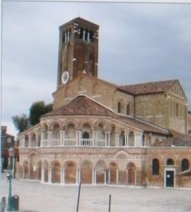 burano,chiesa di san donato