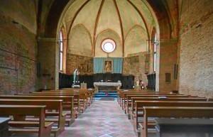 capella di santa elena ,venezia