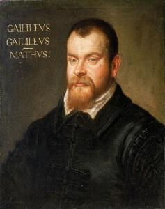 Galileo Galilei ritratto da Tintoretto
