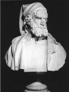 Busto di Giovanni Caboto ,Palazzo Loredan