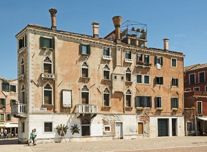 casa di giovanni caboto ,venezia