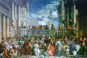 Veronese- Nozze di Cana