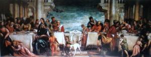 Veronese- cena in casa di Simone