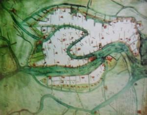 la prima carta di Venezia 1350