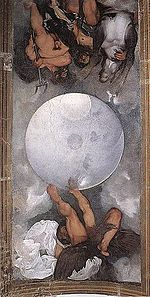 Caravaggio Jupiter Neptune Pluto